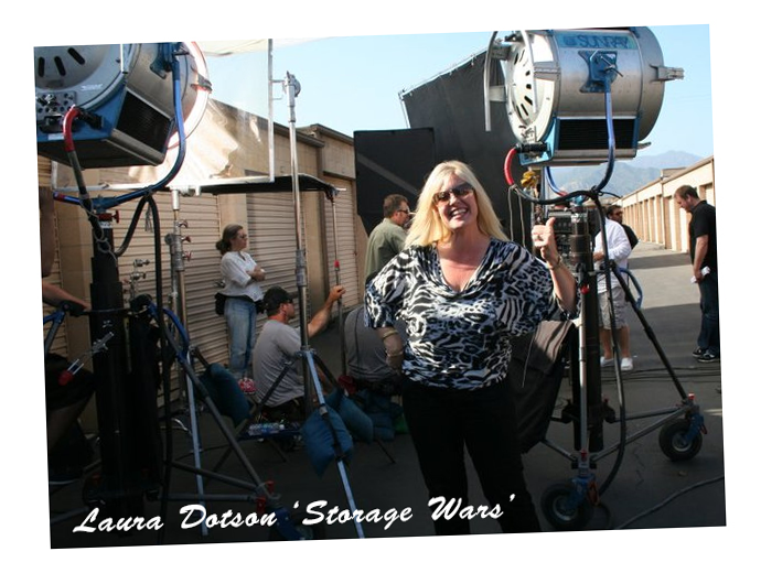 Laura Dotson Storage Wars